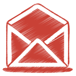 red-mail-open-icon