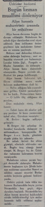 6.10.1929, Akşam, 2